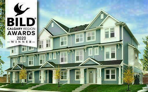 Award Winning Townhomes