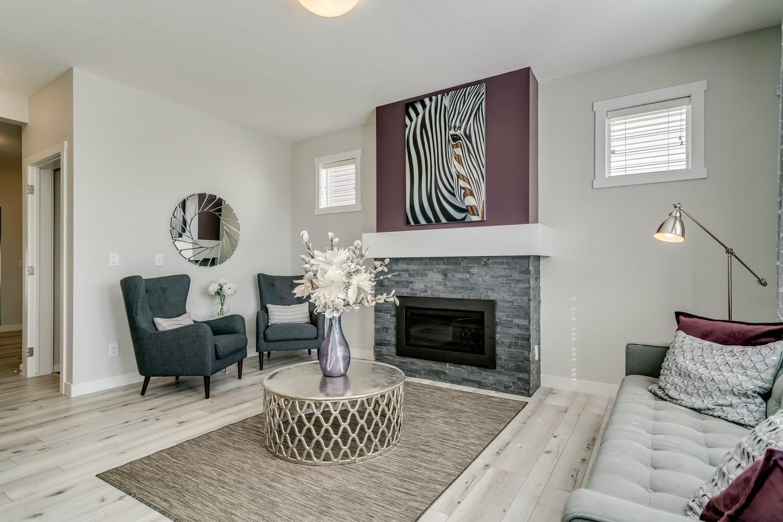 Copperstone Single Lane Family Home Interior