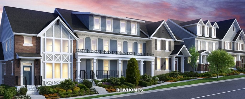 Latimer Heights Rowhomes