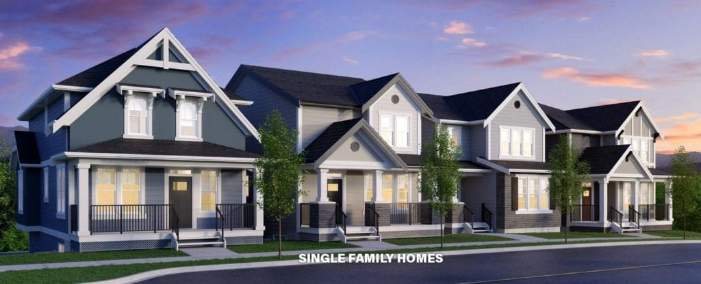 Latimer Heights Single Home