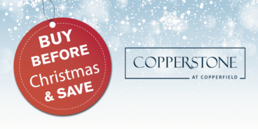 Christmas Savings with Copperstone
