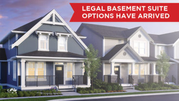 Legal Basement Suites have arrived at Latimer Heights