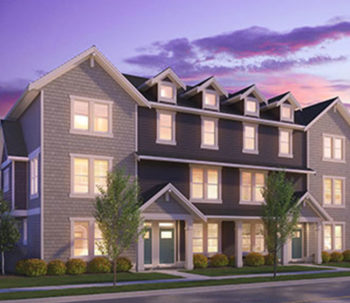 Traditional Townhomes