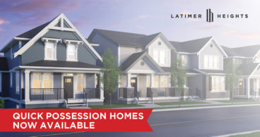 Quick Possession Homes Now Available