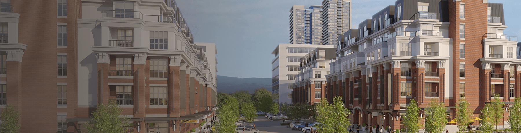 Urban Village Condos - New Building Release