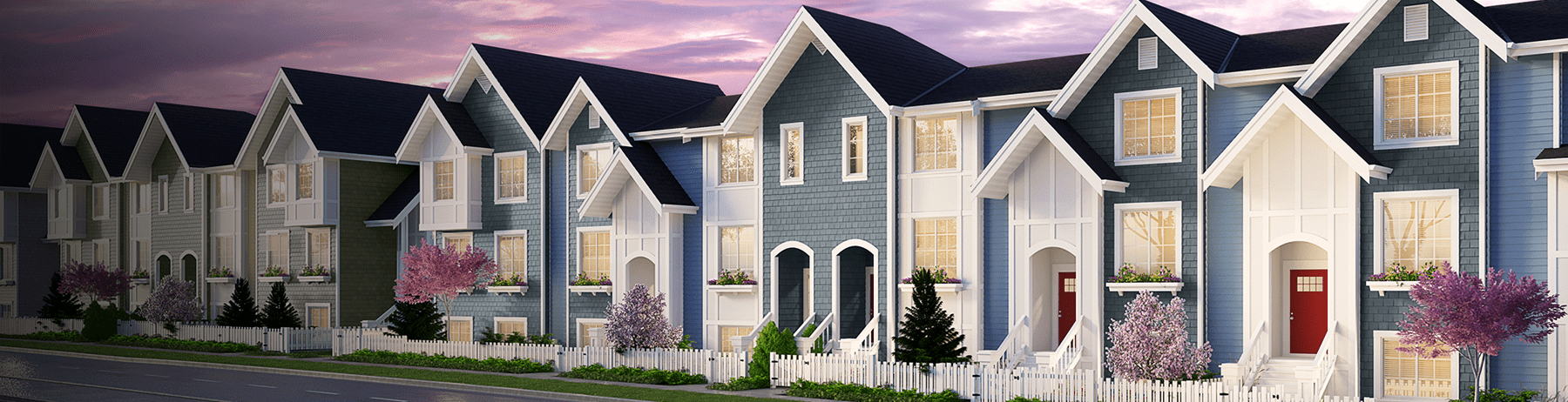 New Homes Langley