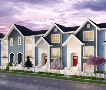Terraced Townhomes