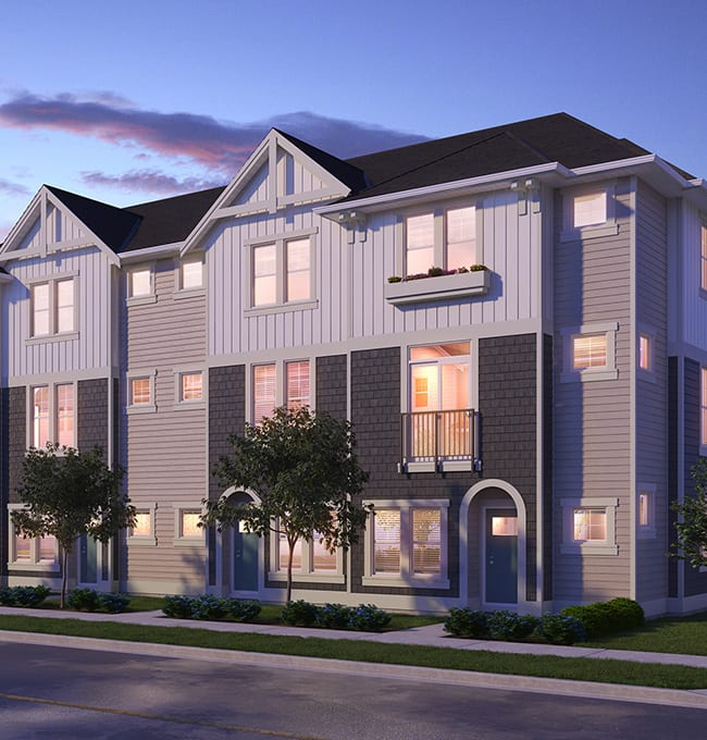 Lifestyle Townhomes